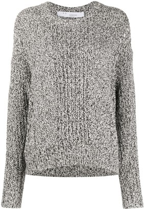 IRO Kamen open-knit sweater