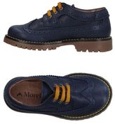 Andrea Morelli Lace-up shoe