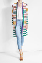 Missoni Long Open Cardigan