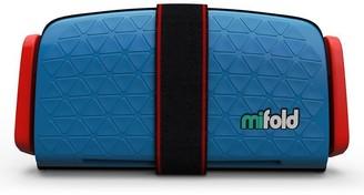 Mifold Booster Car Seat Denim Blue
