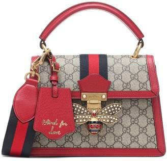 Gucci Queen Margaret Small GG shoulder bag