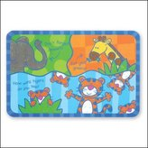 Stephen Joseph Tiger Placemat by SJ9785