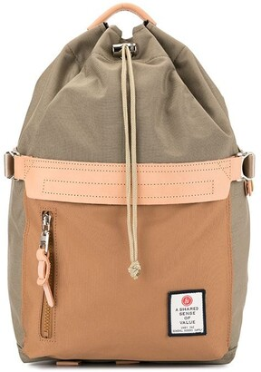 As2ov Drawstring Top Backpack