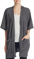 Eileen Fisher Heathered Kimono Cardigan