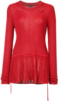 Maiyet knitted top - women - Viscose - XS