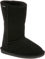 BearPaw Black Emma Suede Boot - Women