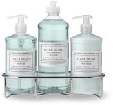 Williams-Sonoma Williams Sonoma Fleur De Sel Hand Soap & Lotion, Classic 4-Piece Set