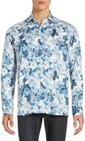 Etro Floral Printed Shirt