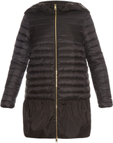Moncler Dragonnet quilted-down coat