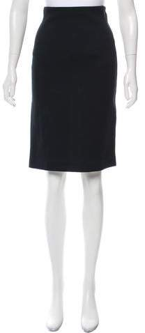 Donna Karan Knee-Length Pencil Skirt w/ Tags