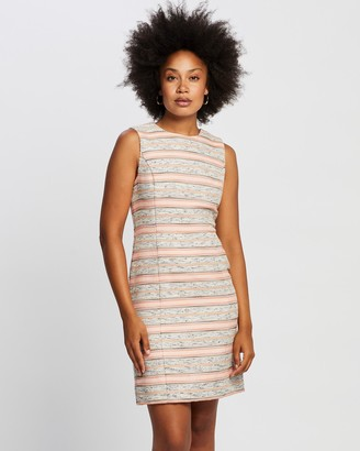 Marcs - Women's Pink Cocktail Dresses - Marmalade Skies Dress - Size One Size, 8 at The Iconic
