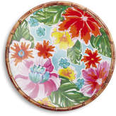 Sur La Table Tropical Melamine Dinner Plate