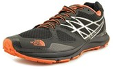 The North Face Ultra Cardiac Round Toe Synthetic Running Shoe.