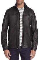 Robert Graham Napoleon Leather Jacket