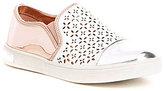 MICHAEL Michael Kors Girls' Ollie Gwen Cutout Metallic Sneakers
