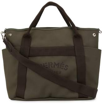 Hermes Pre Owned Sac De Pansage Groom 2way bag