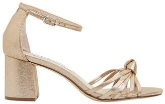 Nina Nidiah Taupe Sandal