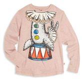 Stella McCartney Toddler's, Little Girl's & Girl's Organic Cotton Circus Sea Lion T-Shirt