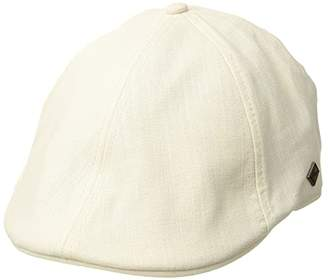 San Diego Hat Company Linen Driver (Ivory) Caps