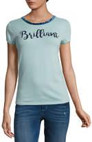 Arizona Brilliant Graphic T-Shirt- Juniors