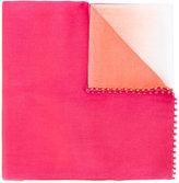 Bajra contrast scarf - women - Viscose/Modal - One Size
