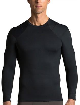 Tommie Copper Men's Long-Sleeve Shoulder Support Shirt