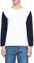 Sunnei Colourblock cotton sweater