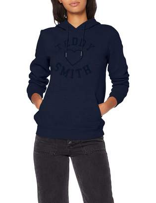 Teddy Smith Women's Sofrench Uni Sweatshirt