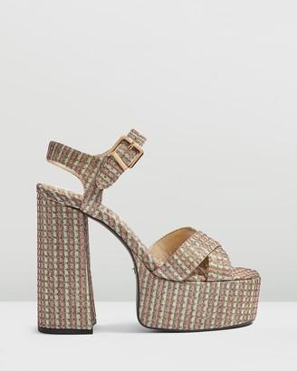 Topshop Rudy Platform Heels