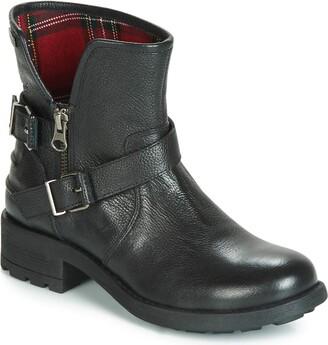 Les Tropéziennes Womens C22025 Boots Black Size: 3.5 UK