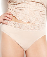 Hanky Panky Plus Size Conscience French Brief 892461X