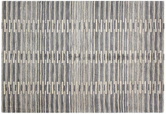 One Kings Lane Haral Rug - Gray - 5'x7'6""