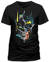 Batman Men's Gotham Face T-Shirt