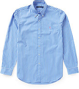 Polo Ralph Lauren Striped Poplin Long-Sleeve Woven Shirt
