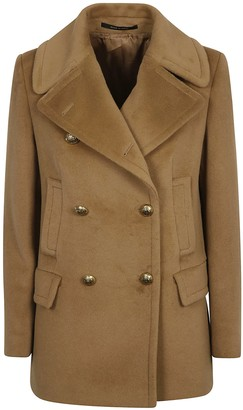 Tagliatore Double-breasted Long Coat