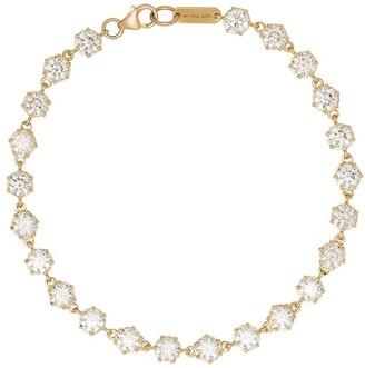 Jade Trau 18K gold and diamond Penelope 4.0 bracelet