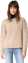 Finders Keepers findersKEEPERS Odom Cable Knit Sweater