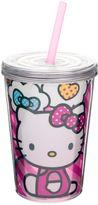 Hello Kitty Zak! Designs 13 oz. Double Wall Tumbler with Straw