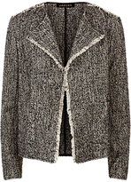 Jaeger Textured Jacket, Black