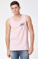 Riot Society Ornate Flamingo Tank Top