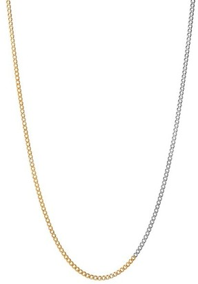 Miansai 14K Yellow Goldplated Sterling Silver Chainlink Necklace