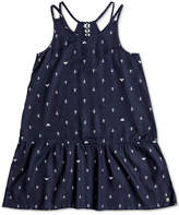 Roxy Moments of Time Printed Dress, Big Girls