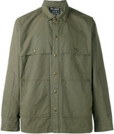 Filson chest pockets shirt jacket - men - Cotton/Polyester - M