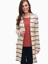 Splendid Tucson Stripe Easy Cardigan