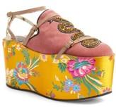 Gucci Women's Hannelore Platform Loafer