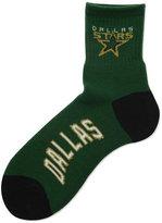 For Bare Feet Dallas Stars Ankle Socks