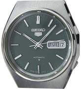 Seiko 5 Stainless Steel Green Dial Automatic Vintage 36mm Men's Watch 1970