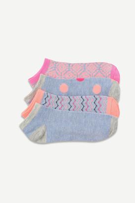 Ardene Pack of Ankle Socks