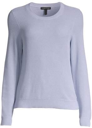 Eileen Fisher Stretch Knit Sweater