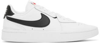 Nike White NikeCourt Blanc Sneakers